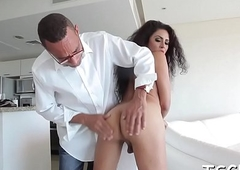 Shelady slut receives fucked