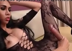 Lady-boy Cumshot 4 - DickGirls.xyz