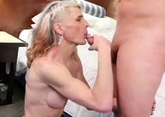 sexy cowgirl Micha acquires dicked close to