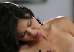 Dana Vespoli ex club dancer in sinful casual fucking with redhead busty tranny