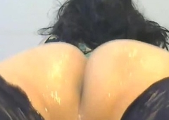 shemale dancing and turbulence her big fat ass
