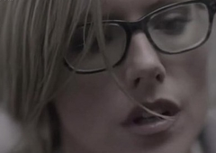Kathleen Robertson fucking video in boss movie
